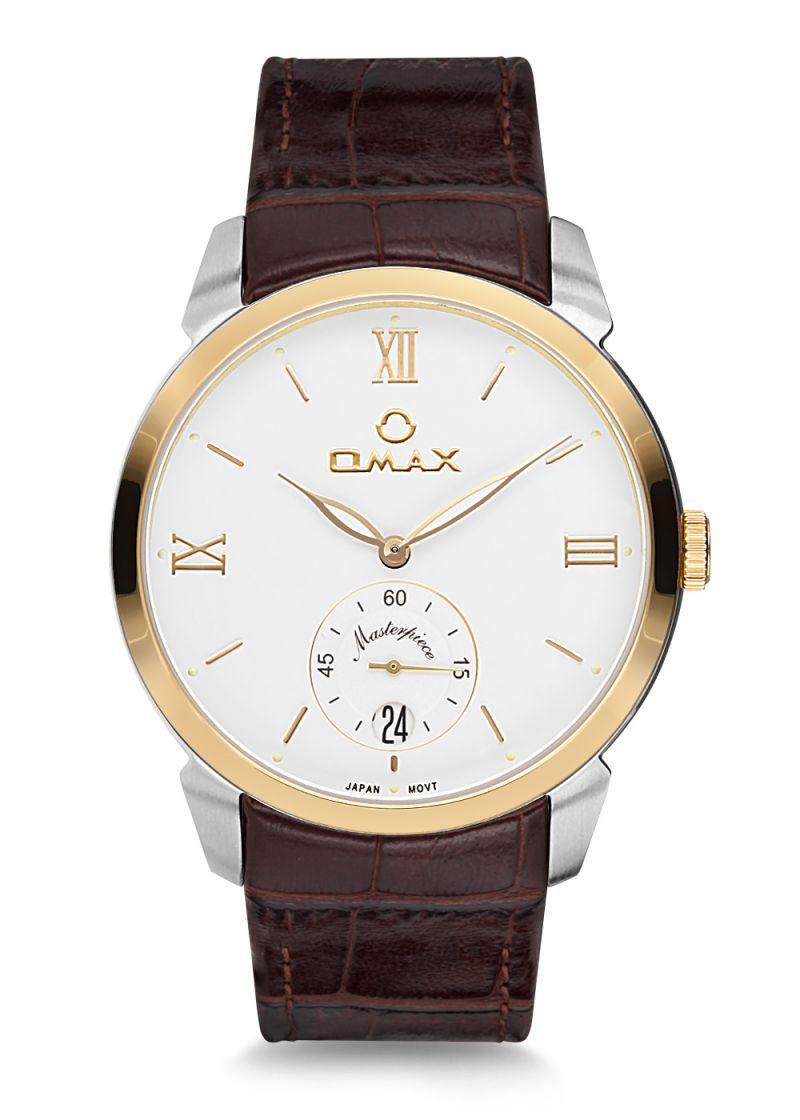 OMAX MG05T35I Men's Wrist Watch