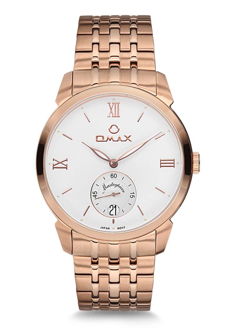 OMAX MG06R68I Men's Wrist Watch