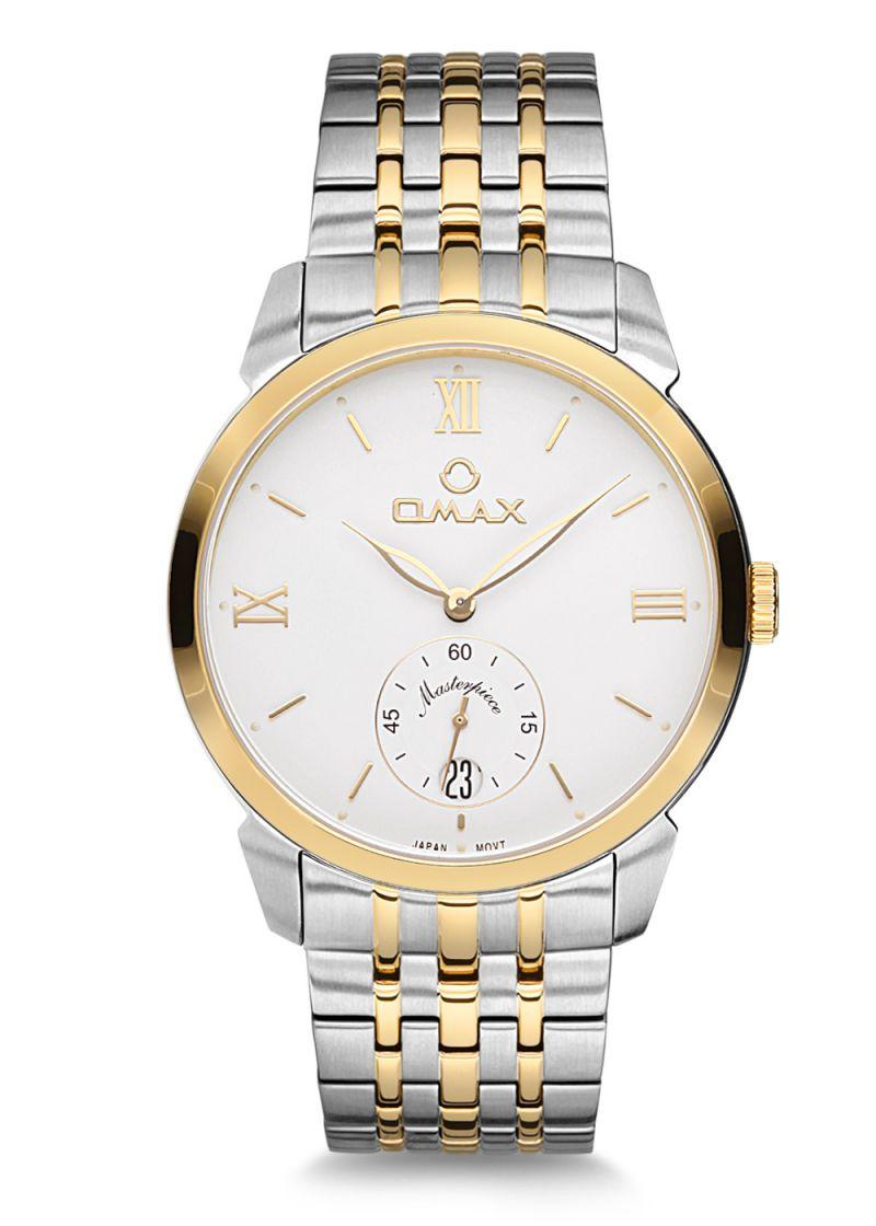 OMAX MG06T3TI Men's Wrist Watch