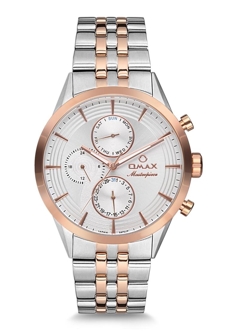 OMAX MG11C6CI Men's Wrist Watch