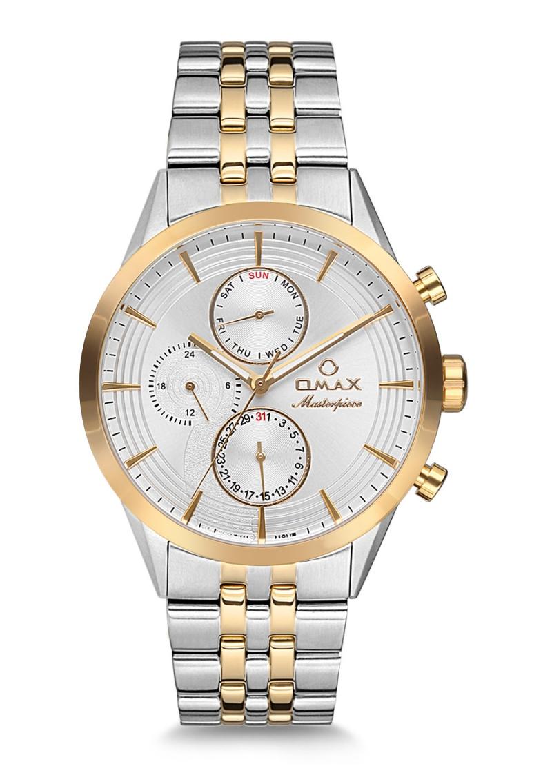 OMAX MG11T6TI Men's Wrist Watch