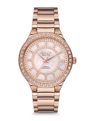 OMAX MK01R08I Women's Wrist Watch