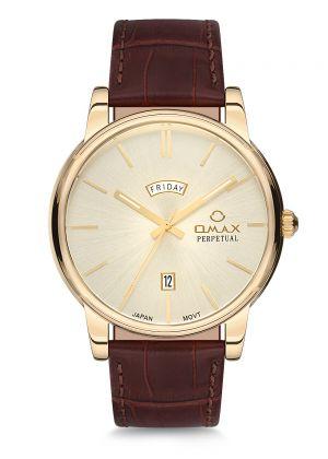 OMAX PG03G15I Men's Wrist Watch