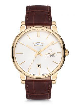 OMAX PG03G65I Men's Wrist Watch