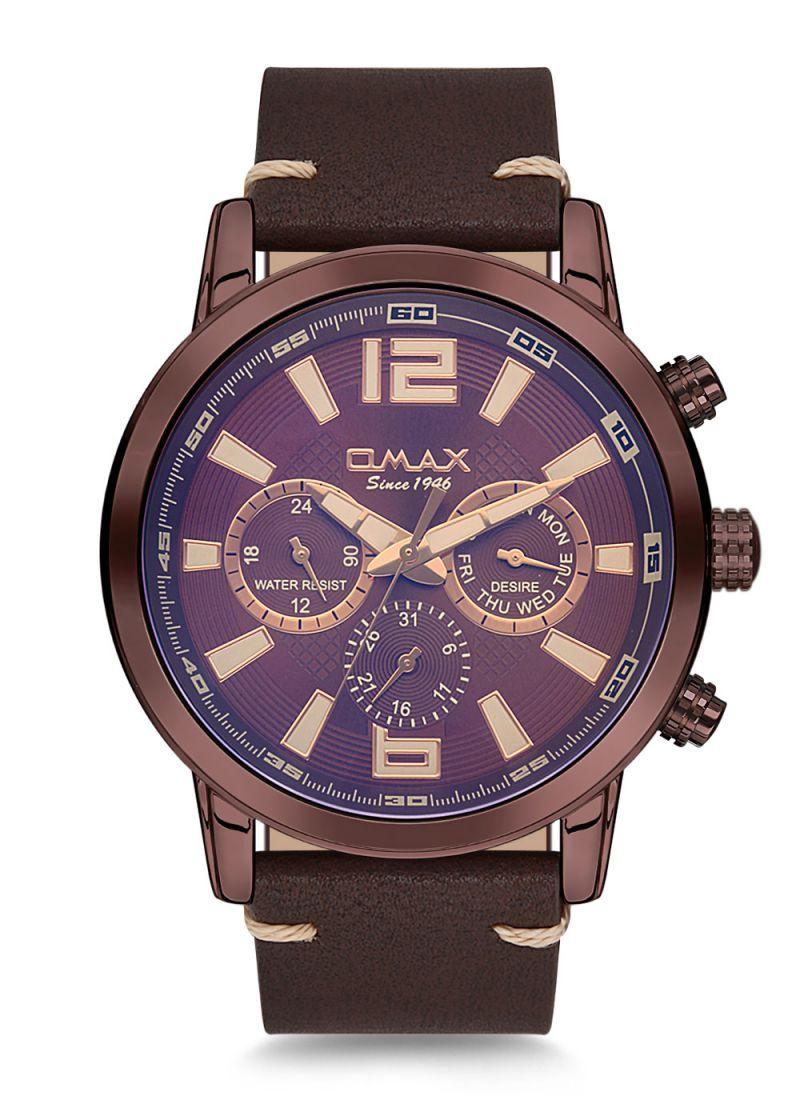 OMAX GX05F55I Men's Wrist Watch