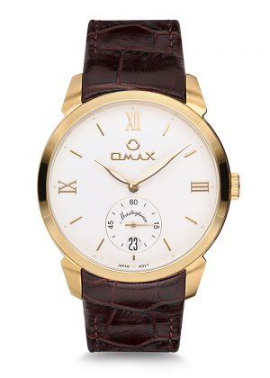 OMAX MG05G35I Men's Wrist Watch