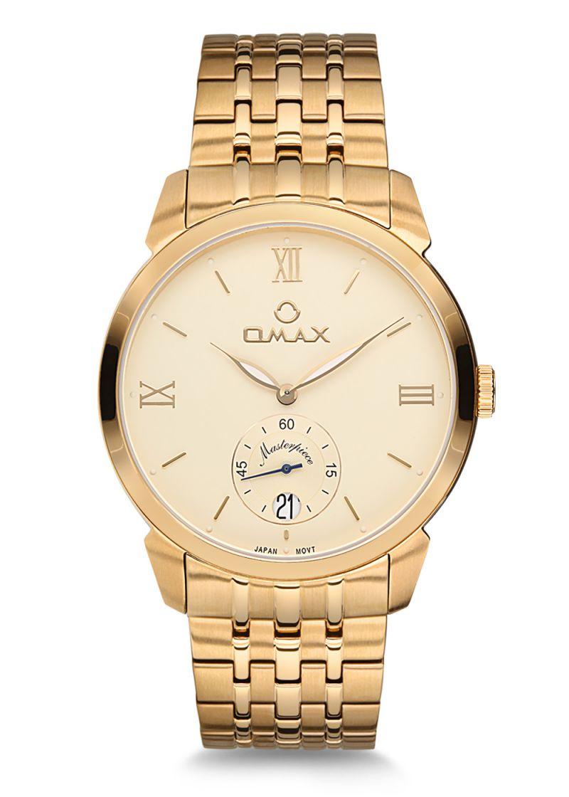 OMAX MG06G11I Men's Wrist Watch