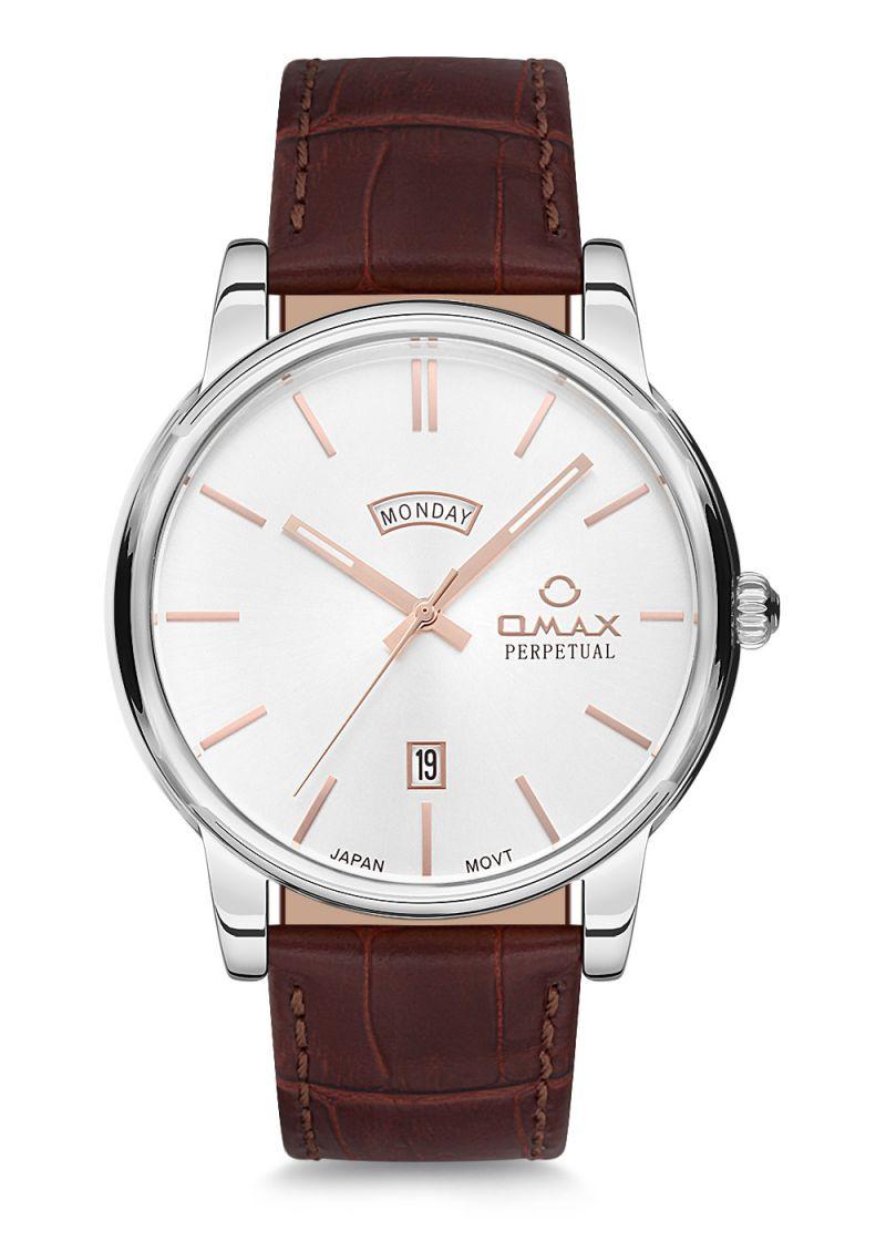 OMAX PG03P65I Men's Wrist Watch