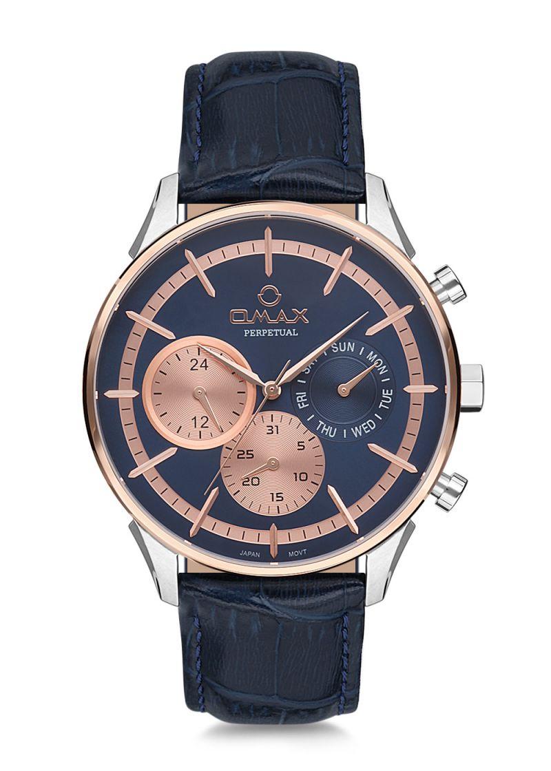 OMAX PG07C44I Men's Wrist Watch