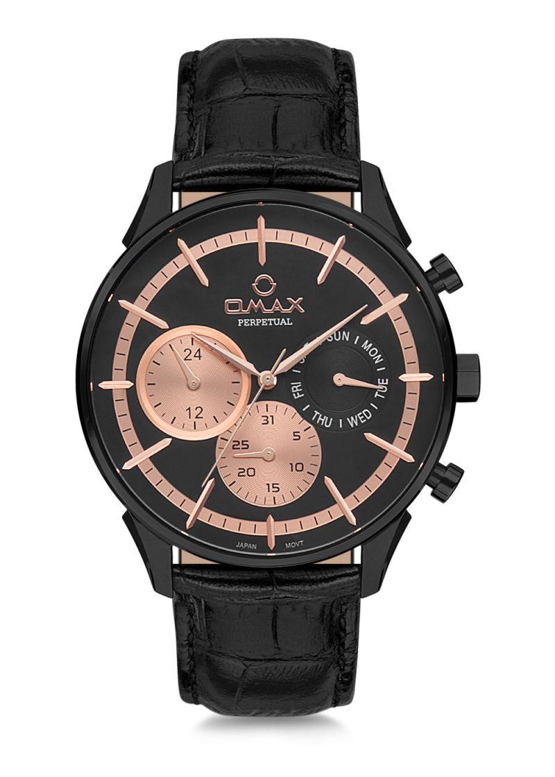 OMAX PG07M22I Men's Wrist Watch
