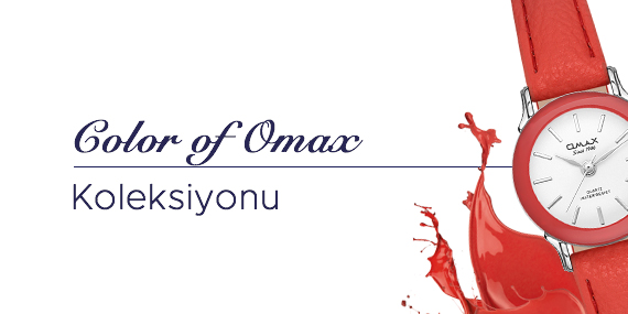 The Colors of Omax