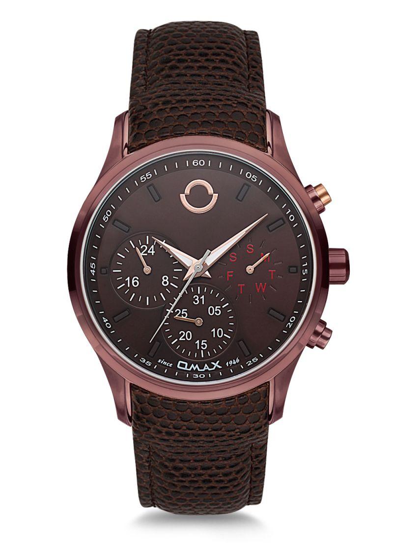 OMAX 85SMF55I Men's Wrist Watch