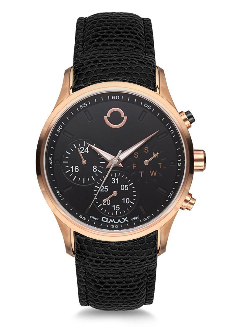 OMAX 85SMR22I Men's Wrist Watch