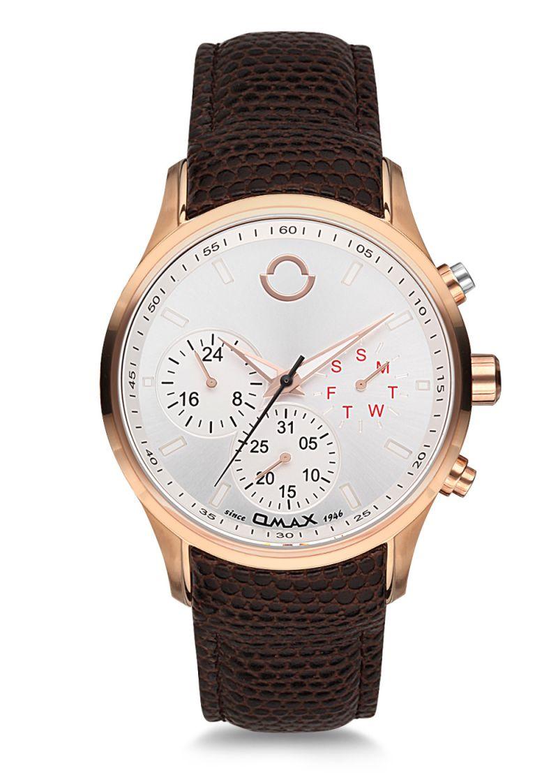 OMAX 85SMR65I Men's Wrist Watch
