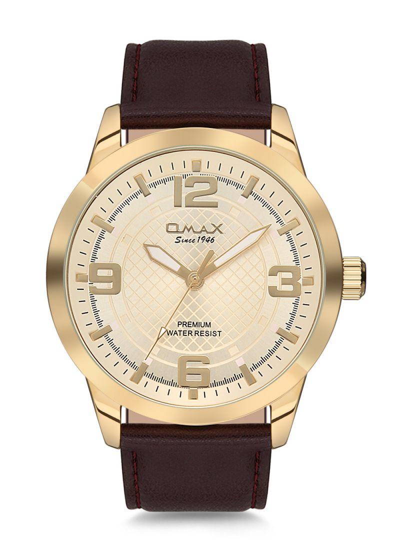 OMAX GU01G15I Men's Wrist Watch