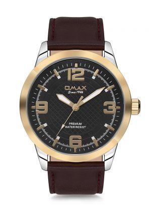 OMAX GU01T25I Men's Wrist Watch