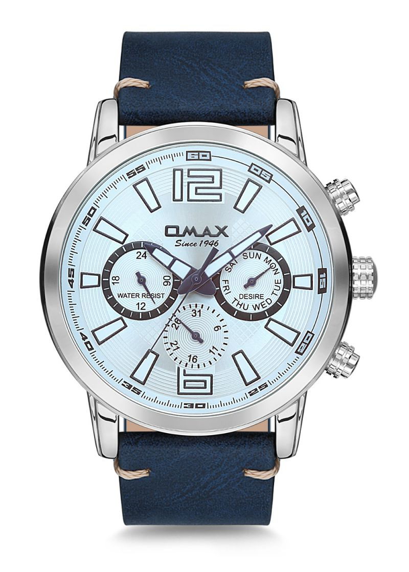 OMAX GX05P64I Men's Wrist Watch