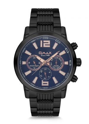 OMAX GX07M22O Men's Wrist Watch