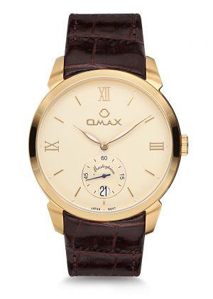 OMAX MG05G15I Men's Wrist Watch