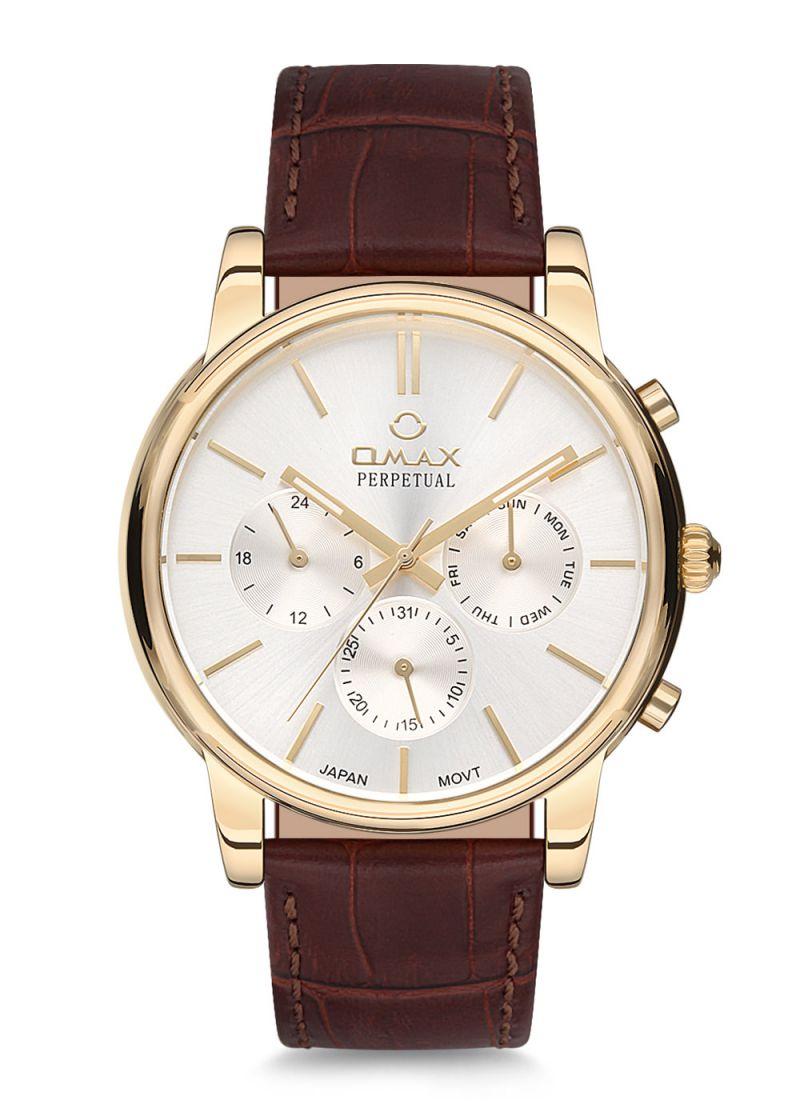 OMAX PG02G65I Men's Wrist Watch