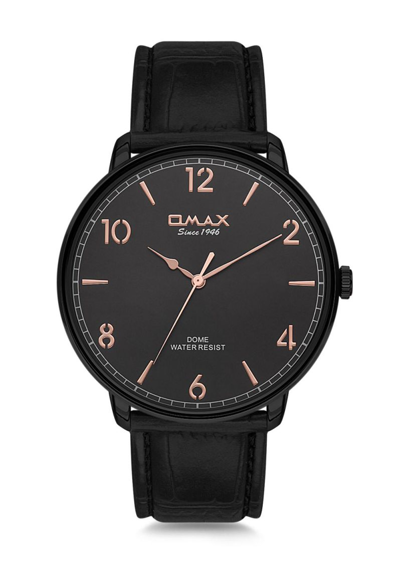 OMAX DC001M22O MEN'S WRIST WATCH