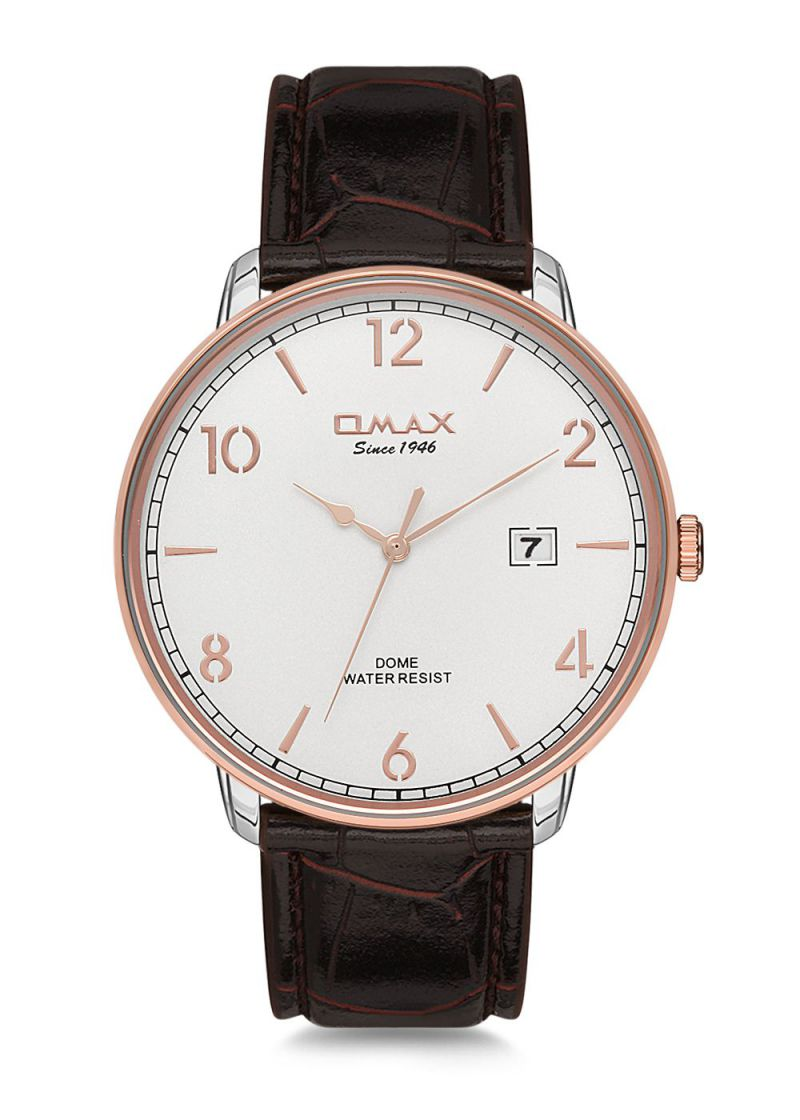 OMAX DCD001C36I Man'S WRIST WATCH