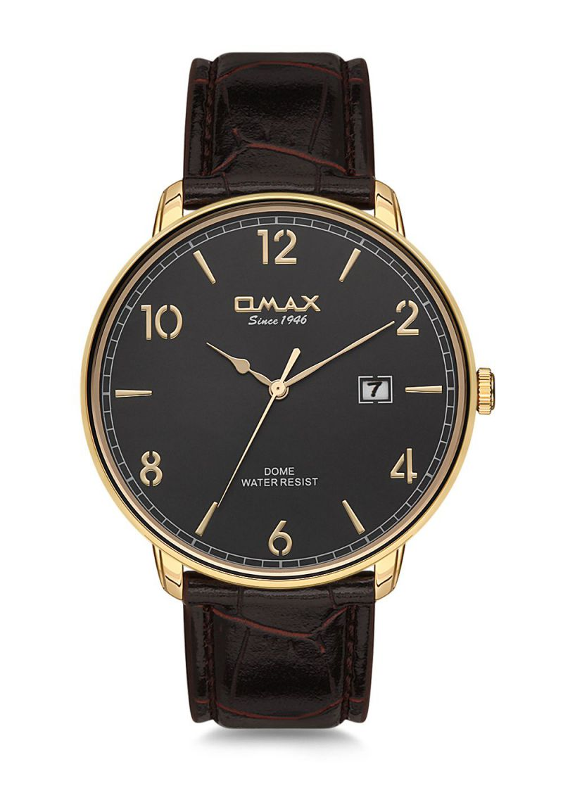 OMAX DCD001G25I Man'S WRIST WATCH