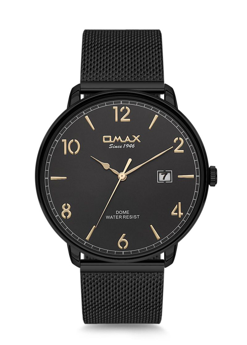 OMAX DCD003M22Y  MEN'S WRIST WATCH