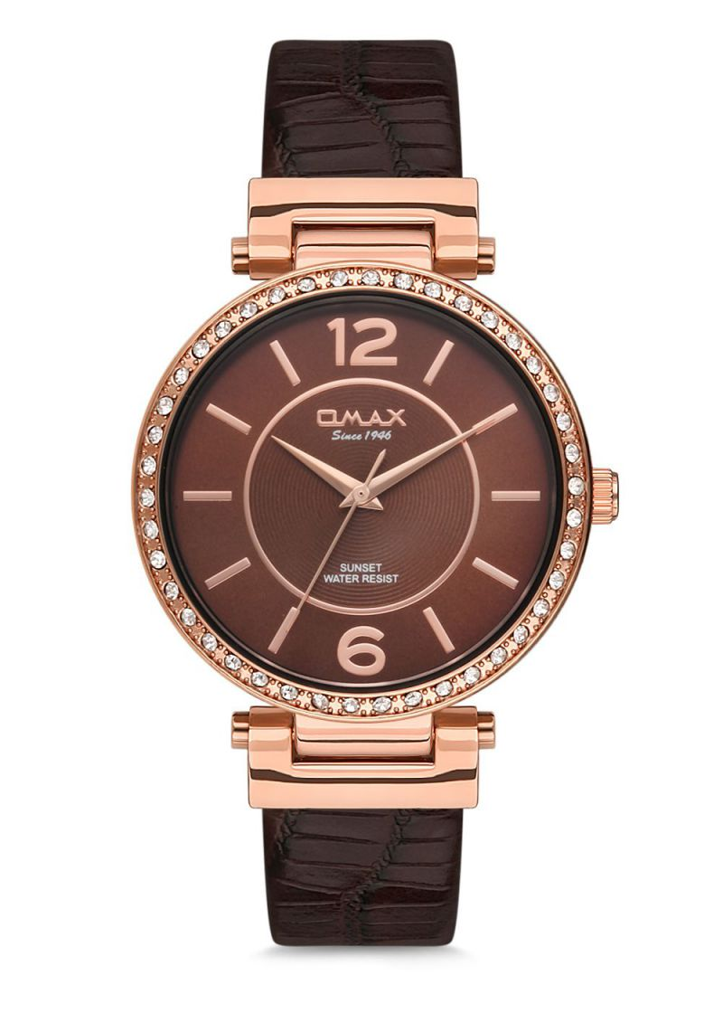 OMAX SU003R55I Women's Wrist Watch