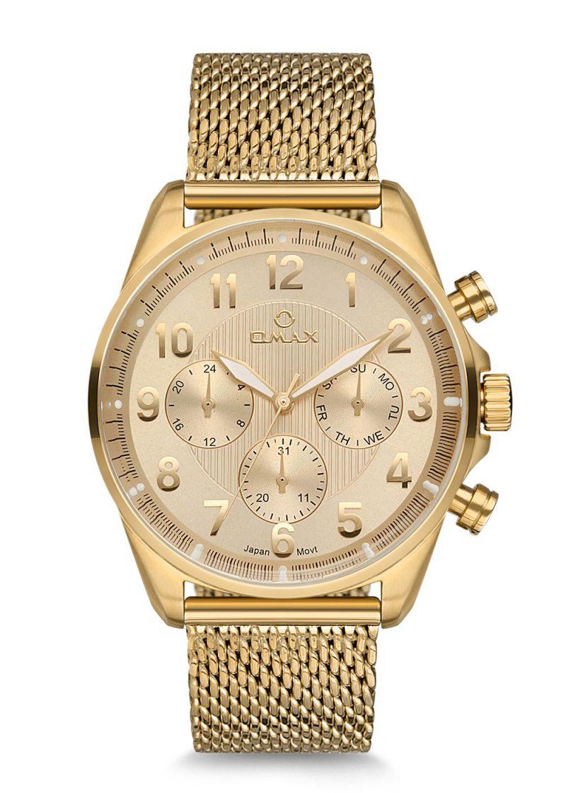OMAX VC05G11I Men's Wrist Watch