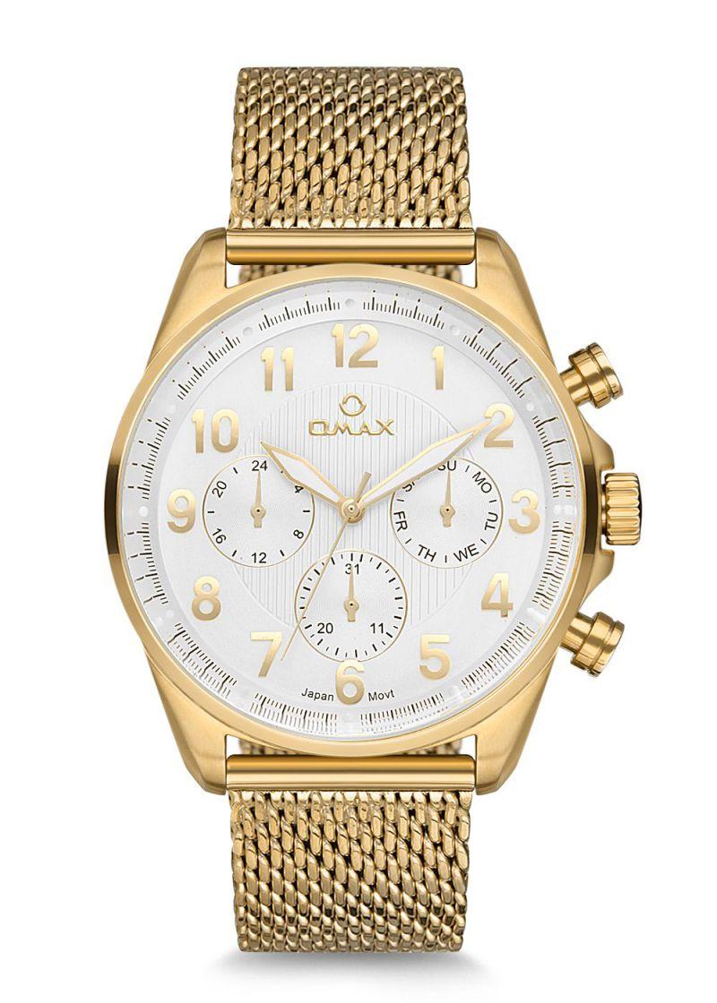 OMAX VC05G31I Men's Wrist Watch