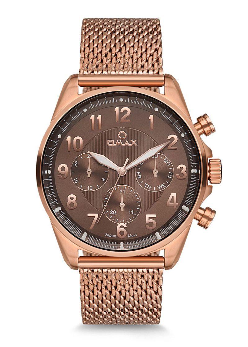 OMAX VC05R58I Men's Wrist Watch