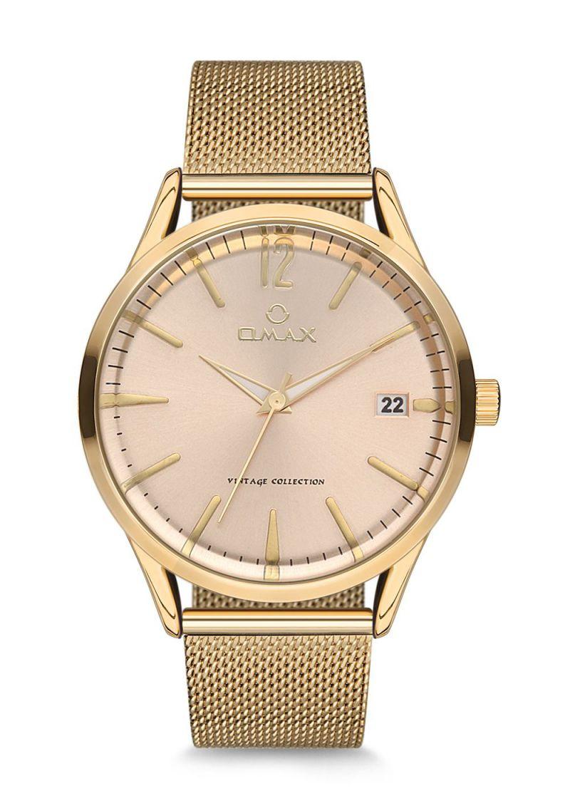 OMAX VC06G11I Men's Wrist Watch