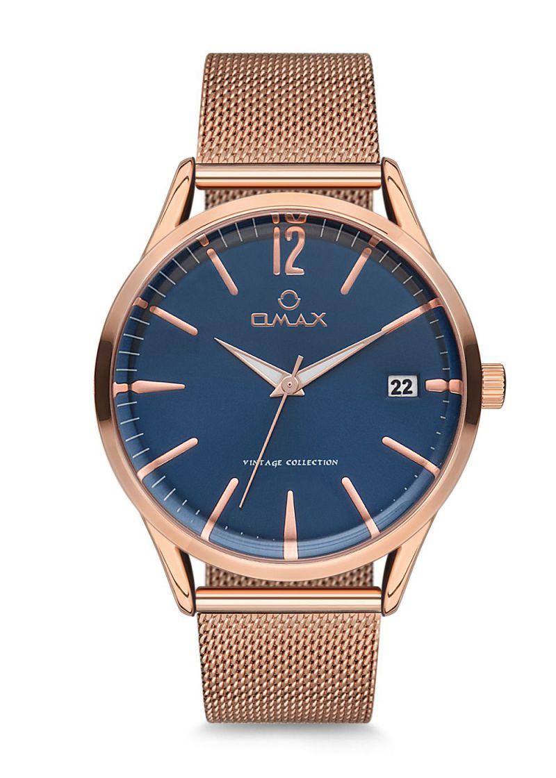OMAX VC06RD8I Men's Wrist Watch