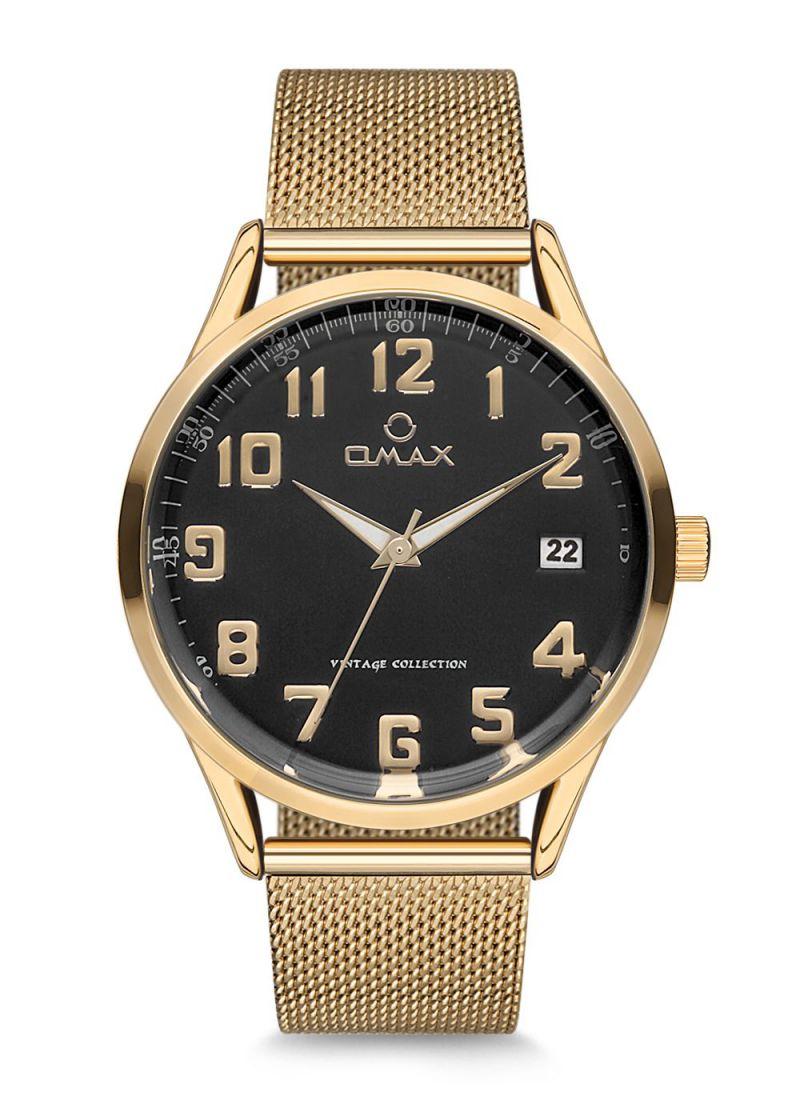 OMAX VC07G21A Men's Wrist Watch