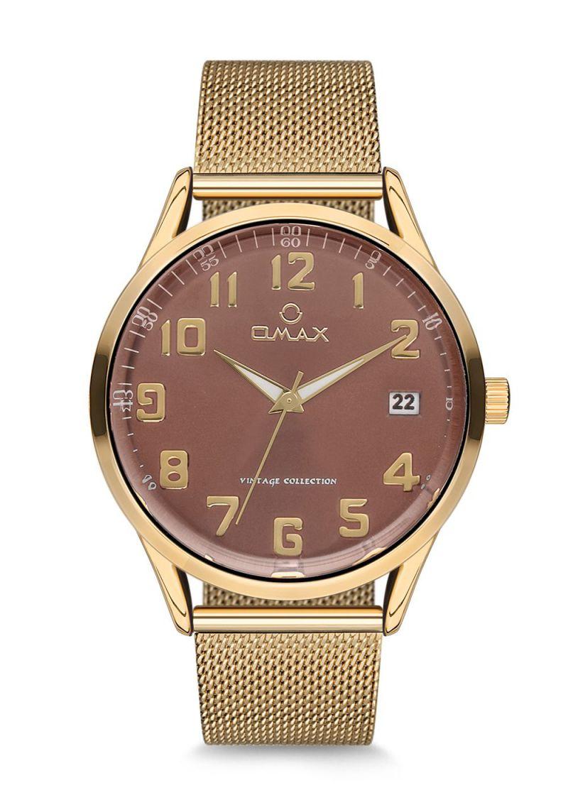 OMAX VC07G51A Men's Wrist Watch