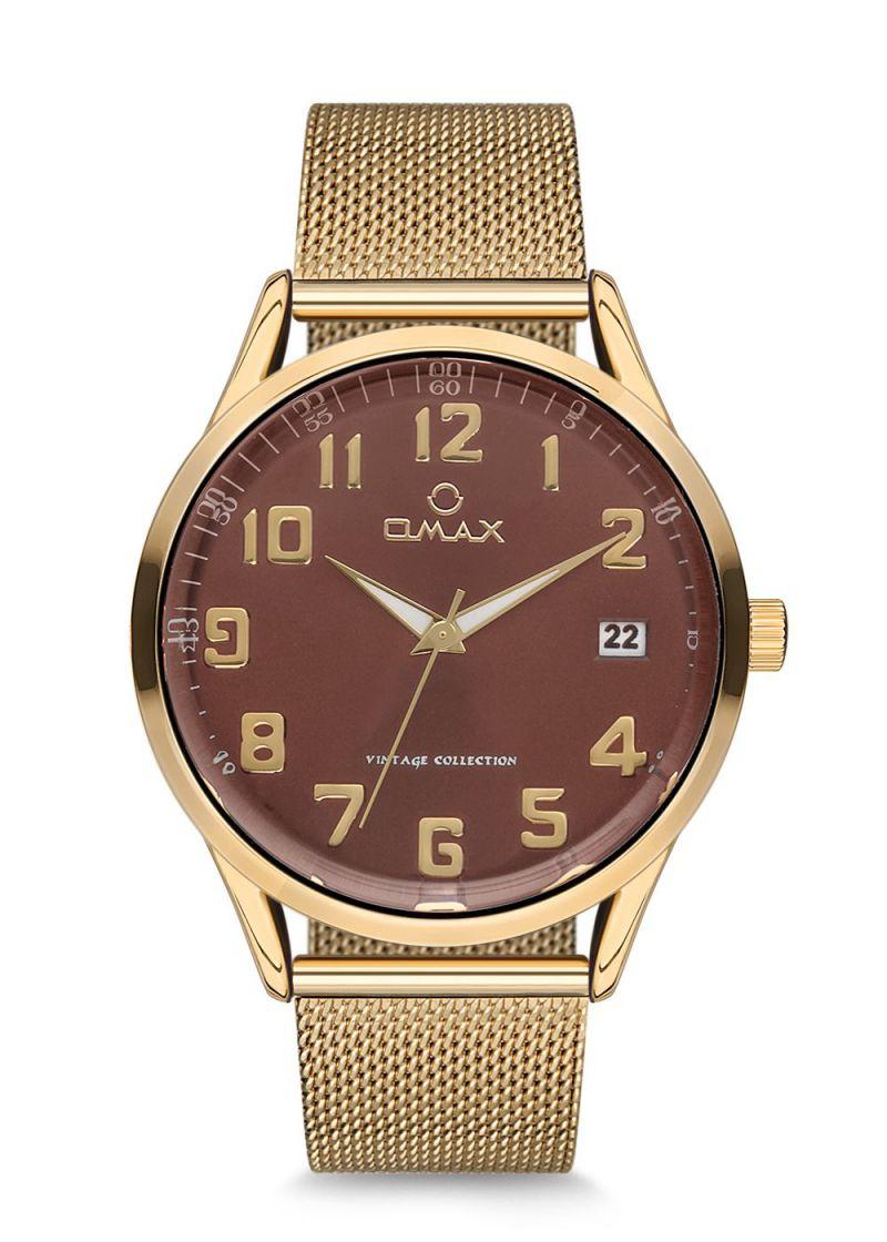 OMAX VC07GC1A Men's Wrist Watch