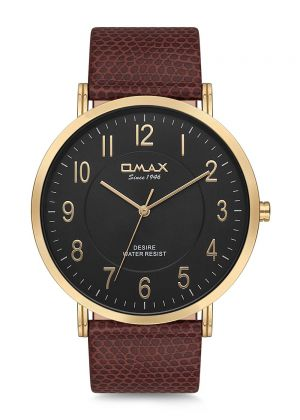 OMAX DX29G25A Men's Wrist Watch