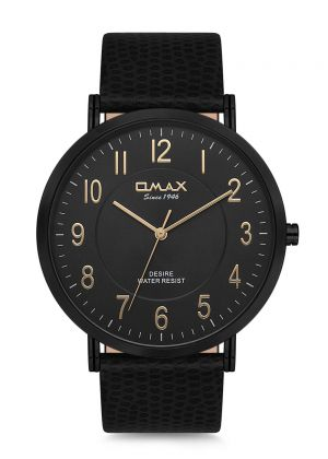 OMAX DX29M22Y Men's Wrist Watch