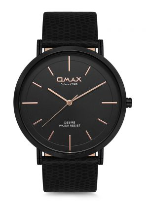 OMAX DX31M22O Men's Wrist Watch
