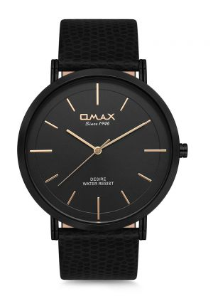 OMAX DX31M22Y Men's Wrist Watch