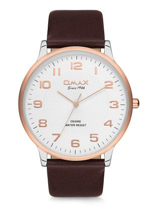 OMAX DX37C35A Men's Wrist Watch