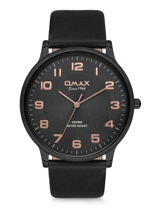 OMAX DX37M22O Men's Wrist Watch