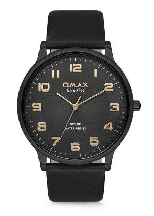 OMAX DX37M22Y Men's Wrist Watch