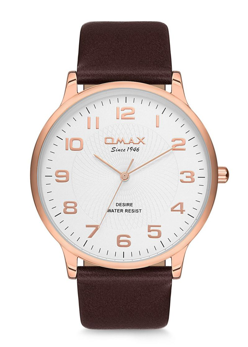 OMAX DX37R35A Men's Wrist Watch