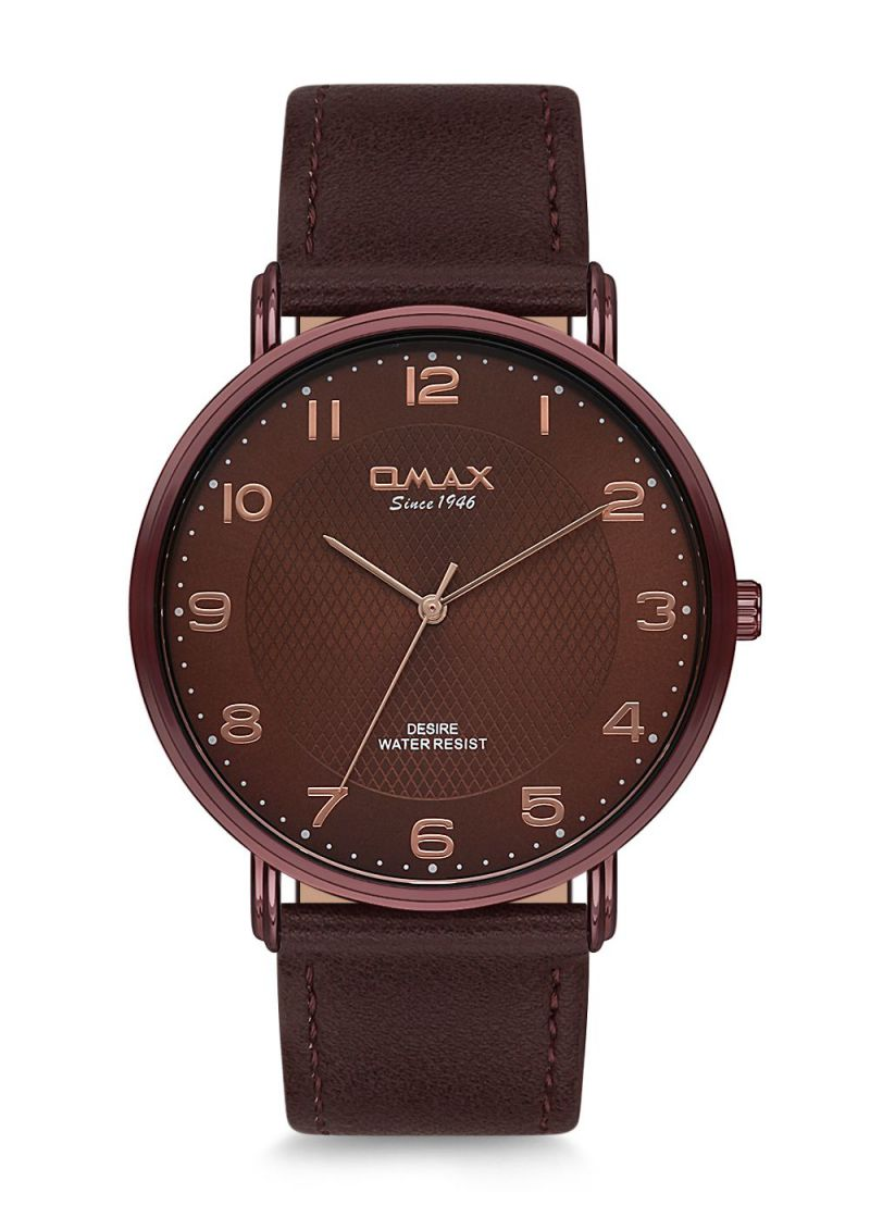 OMAX DX41F55A Men's Wrist Watch