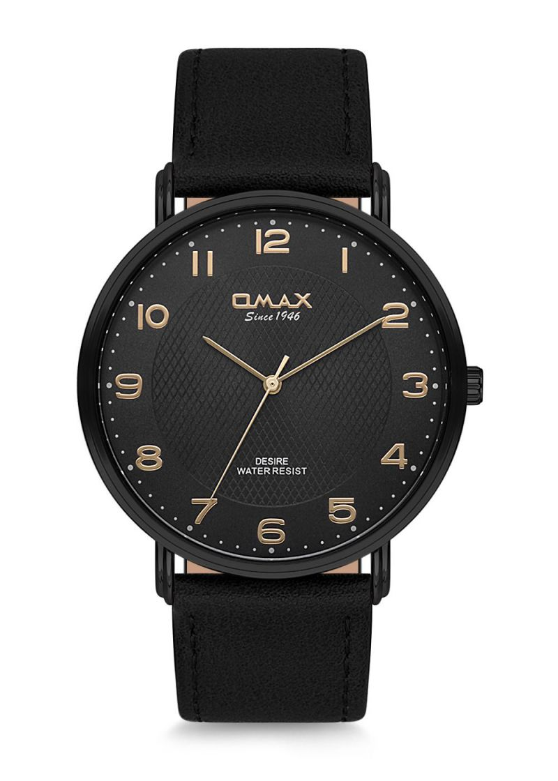 OMAX DX41M22Y Men's Wrist Watch