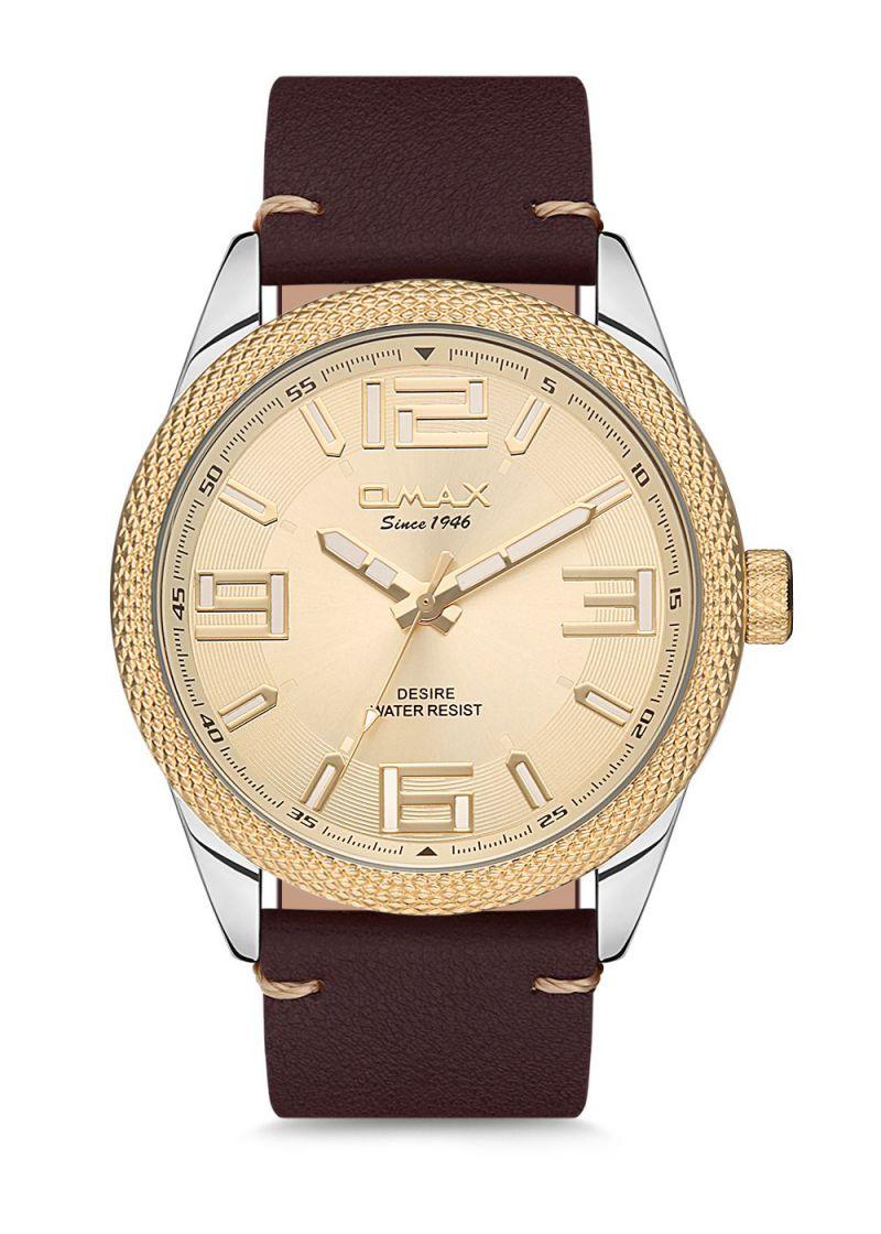 OMAX GX40T15I Men's Wrist Watch