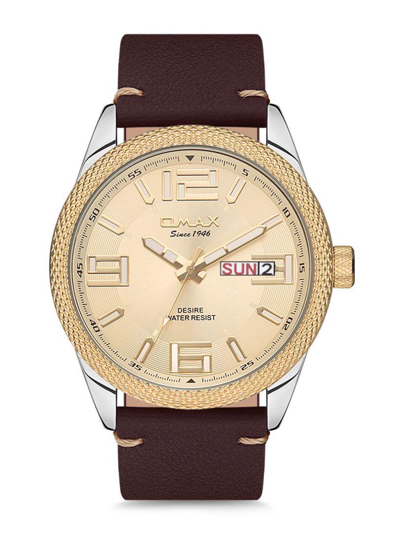 OMAX GX42T15I Men's Wrist Watch