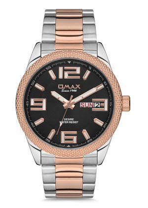 OMAX GX43C2CI Man's Wrist Watch